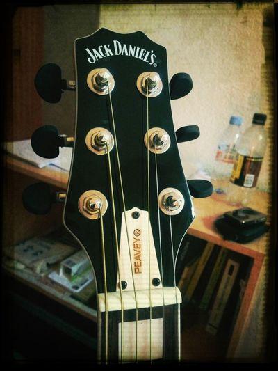 : Always be my pride. Jack Daniel's Peavey Guitar