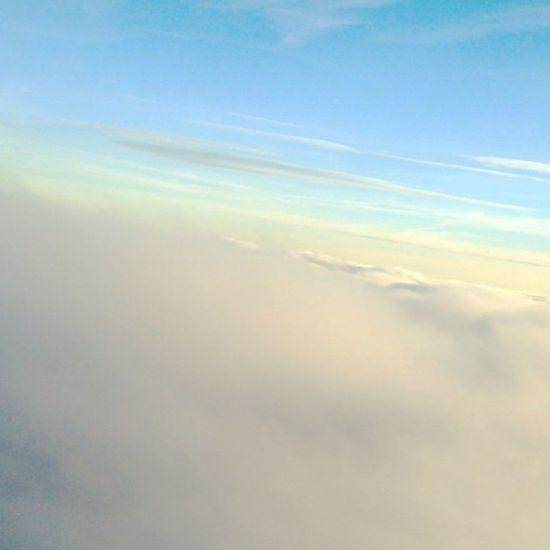 Highlight des Tages #clouds Clouds Munic Paderborn Wolken München Fliegen Instagood