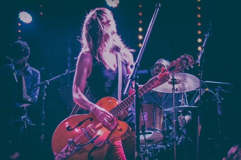 The gorgeous Keren Ann KerenAnn Music Musicphotography Music Is My Life Live Music Concert Photography Concert Rock Love Photography