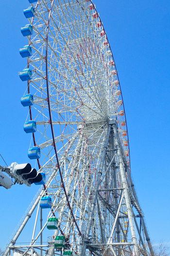 a big wheel in