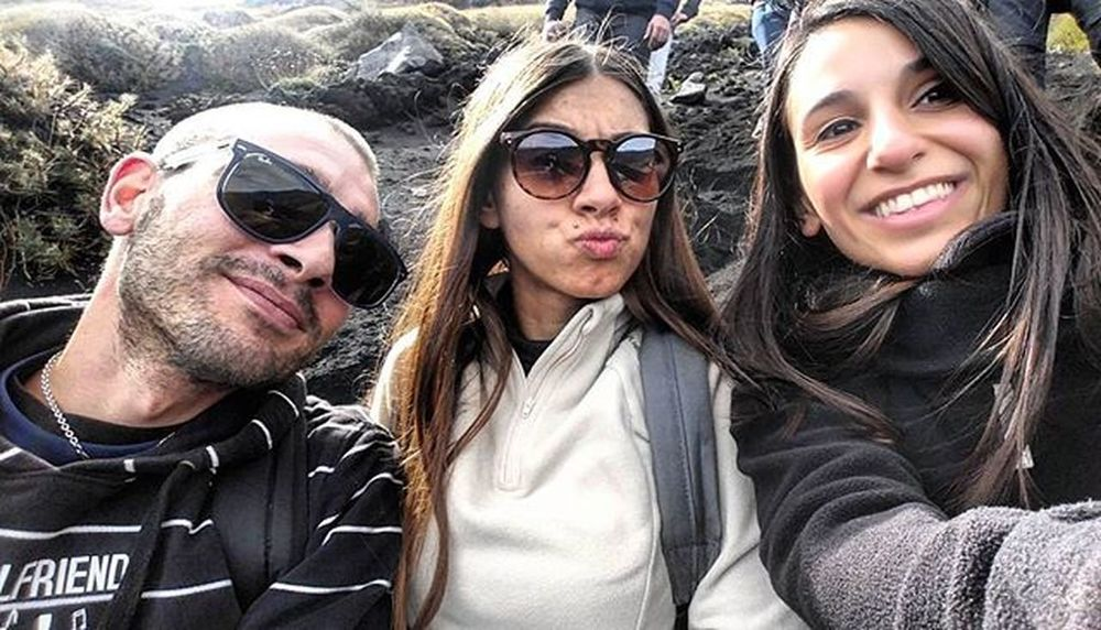 Etna...excursion..wild! Italy Sicily Catania Etna Mountain Volcano Excursion Great day Panoramic Relax Stopnoises Wild Greatday Nature Nature lovers Downhill Trekking Awesomeplaces Healthylifestyle Relaxing