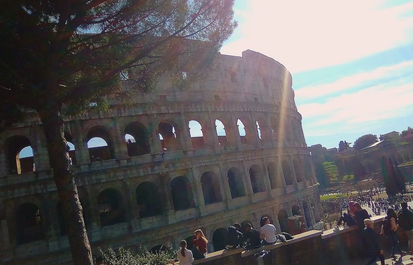 Colosseo Colosseo Ancient Civilization City Ancient Old Ruin History Architecture Building Exterior Built Structure Archaeology Visiting Civilization Ancient Rome