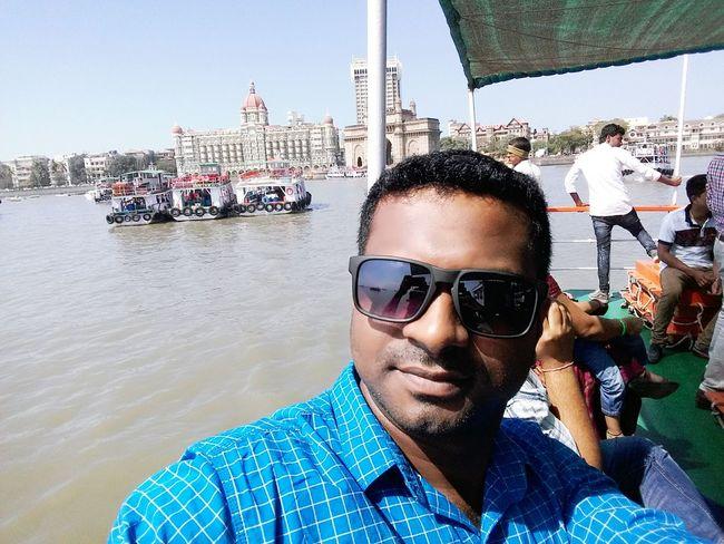 Gateway Arch Gatewayofindia Mumbai Colaba Good Morning World! Goodmorning EyeEm  Myclicks Selfie ✌ That's Me Niceplace Tajmahalpalacehotel Travel Photography