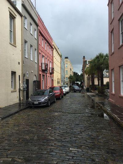 Street scene -