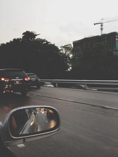 Rainy Days Kuala Lumpur My Smartphone Life