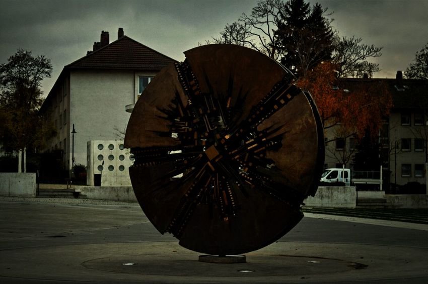 Darmstadt Streetphotography My Trip In Germany ☁☁?