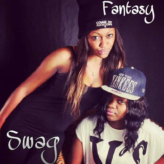 My girlfriend of two fantasy swag Anais and jessica Fantasy Swag Street Fashion Beauty Portrait