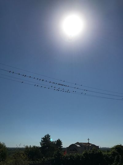 Sun ☀ Clear Sky
