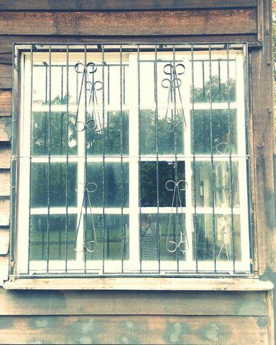 鐵窗花 復古