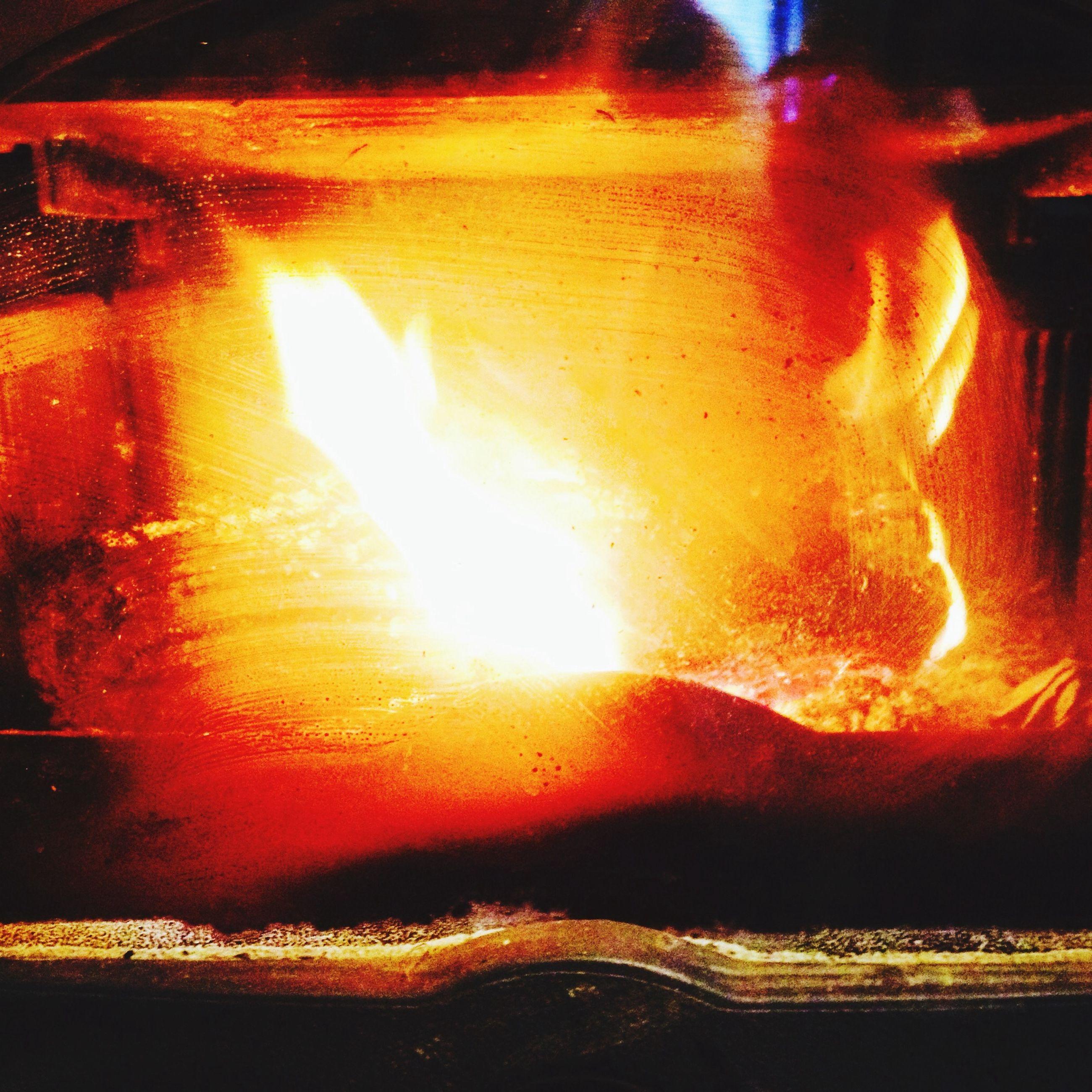 flame, heat - temperature, burning, orange color, glowing, fire - natural phenomenon, indoors, illuminated, motion, close-up, lens flare, sunset, transportation, car, yellow, sunlight, red, sunbeam, light - natural phenomenon, no people
