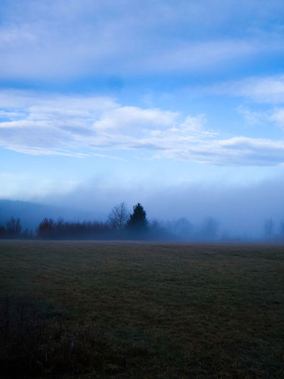 Foggy Morning Clouds And Sky Nature Eye4photography  Showcase: December