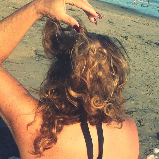 Let Your Hair Down Ombrehair Hanging Out Ombre Hair Ombre Beach Hair Summer Hair Haircolor Hairstyle Hairfashion Hairtrends Hair Style