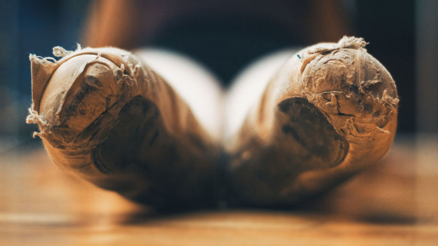 Pointe Shoes Ballet Ballet Point Shoes Ballet Shoes Ballet Studio Close-up Day Indoors  No People Point Shoes Selective Focus Still Life Table