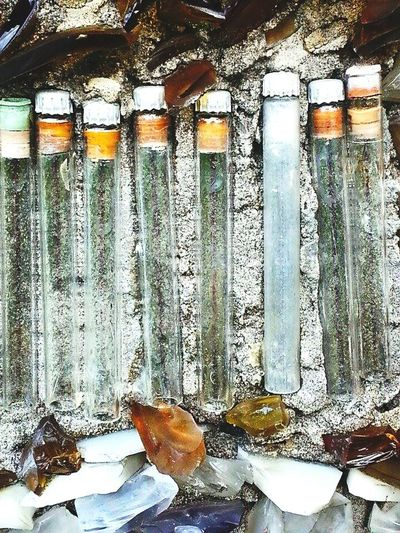 Glass Glass Shards Glass Bottles Glass In Concrete Glass In Building TLPhoto Fine Art Photography