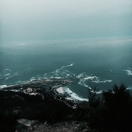 Ocean View Blue Life Ocean Sky Coastline