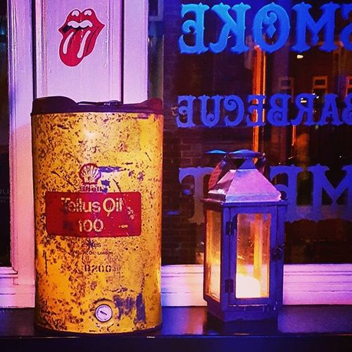 Oilcan Oil Old