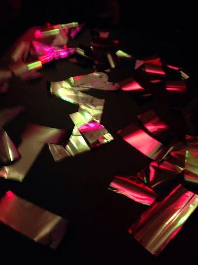 Light Party Metal Colors