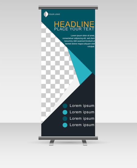 Adult Advertising Business Golbal Graphic Lines Modern Roll Rolled Up Show Banner Banners Concept Connection Corporate Cover Creative Design Illustration Layout Point Presentation Template