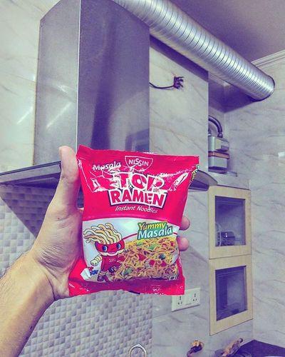 Tu hi hai Sahara! Topramen Nissin Noodles Sumptuous Mouthwatering Food DelhiGram Indiagram Delhidiaries Sodelhi