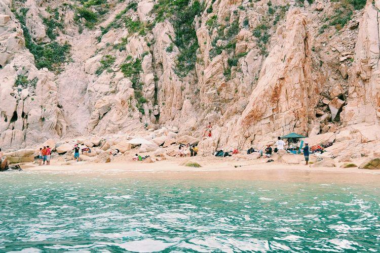 Lover's beach Carbo San Lucas Mexico Beach Travel Travel Photography F4F L4l Daily Ocean Loversbeach
