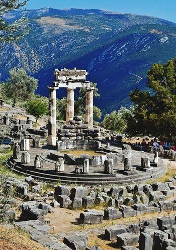 Delphi Greece 😊😍👌👍👏✌❤