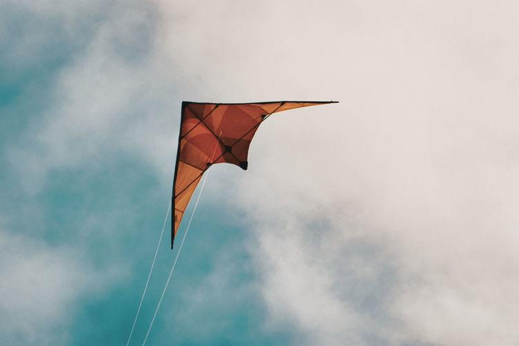 Triangke kite