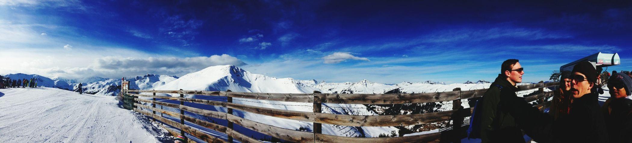 ? Hinterglemm Skiing Beautiful Love