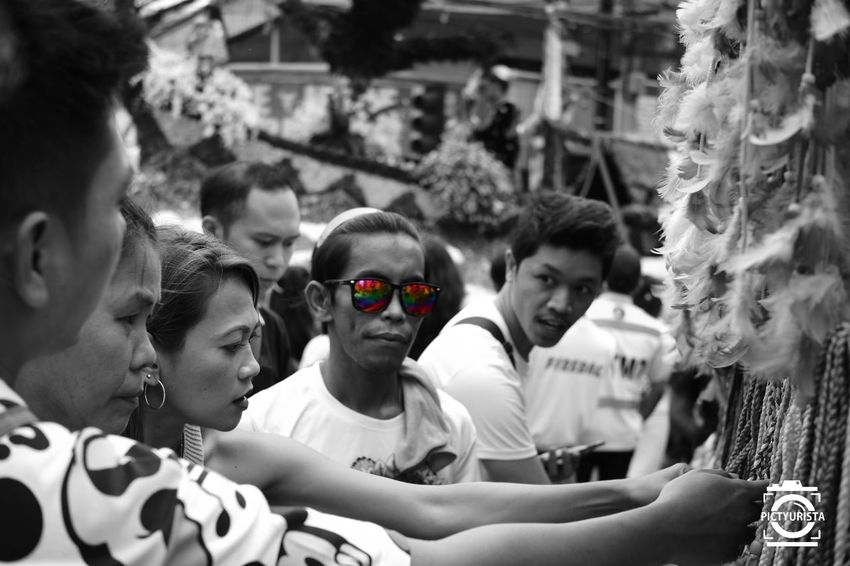 """Cool lang tayo"" A vendor with rainbow colored sunglass. This pic was taken during the celebration of Kadayawan sa Davao 2018. Fujifilm XT100 7artisans Randomphotos Composition Hobbyistphotographer Ndfiltered Philippines Landscapephotography Photographer Newbie Streetphotographyworldwide Lensculture Street_focus_on Streets_storytelling Streetphotography Streetsleaks Streetclassics Fuji Streetphotographycommunit DavaoCity Kadayawan2018 Kadayawansadavao Young Women Crowd Togetherness Friendship Women Girls"