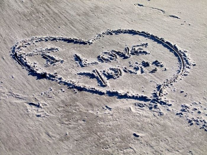 I Love You Love Message From God Sand & Sea Sand Writing Sand Writing Photography Words Of Love  Words Of Love & Affirmation