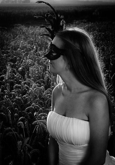 My daughter Monochrome B & W  Blackandwhite Monochrome _ Collection Blackandwhite Photography