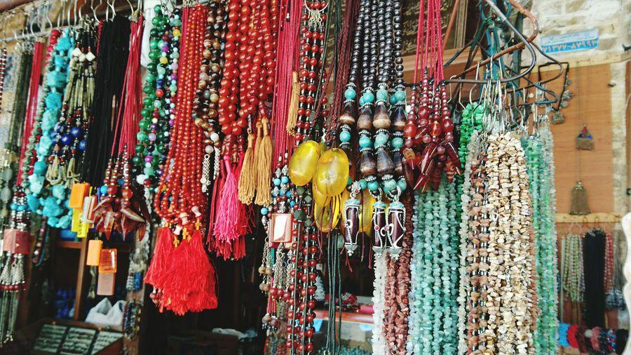 Iran Bazaar Art Rosary