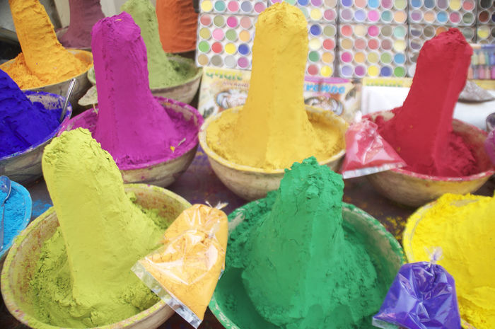 Holi Powder, India Celebration Colourful Festival Season Holi Festival Holi Festival Of Colours Holi ✌ India Indian Culture  Colourful Holi Holi Holi Colors Holi Day Holi Powder Multi Colored No People Powder Powder Paint Spring