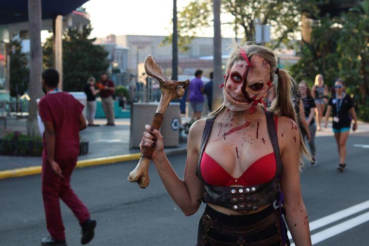 Halloween Halloween Horror Nights