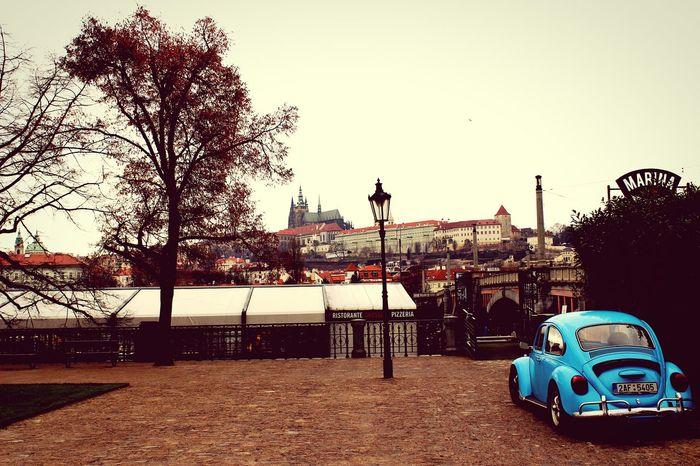 Prague Czech Republic Woswos Blue Prague Castle Nikon D3300 Autumn🍁🍁🍁 No People