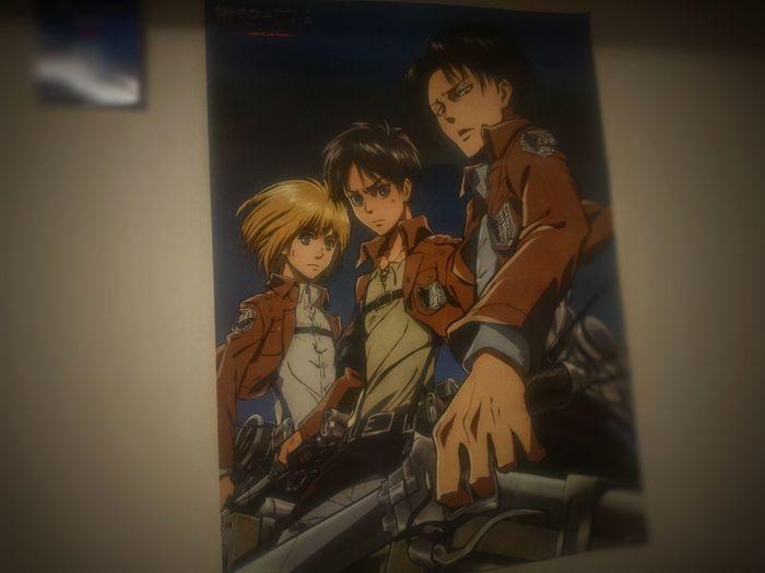 Attack On Titan Anime Manga Movıe