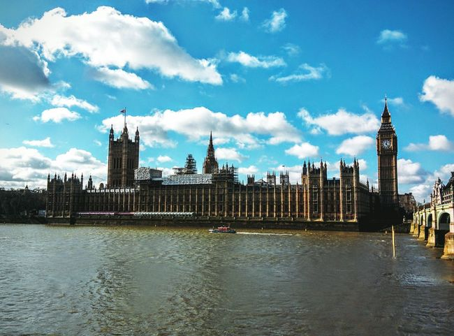 London Big Ben Westminster JetSet Perspectives