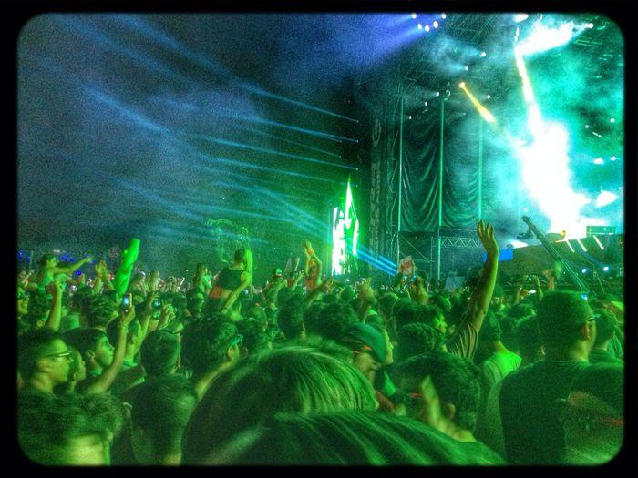 Ultra Music Festival in EyeEm Buenos Aires Popckorn The Moment - 2015 EyeEm Awards