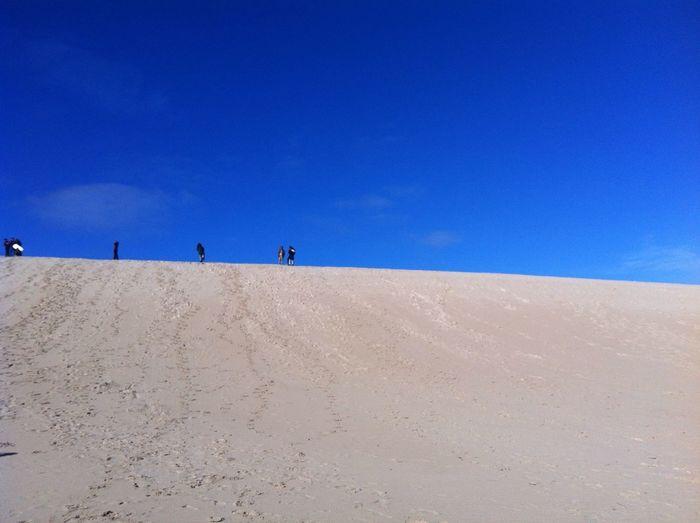 Sand Enjoy ✌ Sahara Happy :)