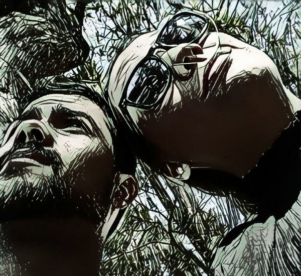 Noeyemakeup Prisma_Filter Meandmygirlfriend Abstract Abstractart Brazil Love Inlove Sunglasses Beatiful Day Riodejaneiro