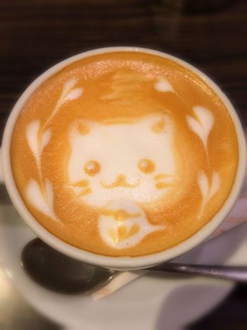 Cafe Cafeart Cafelatte Coffee Coffee Coffee - Drink Coffee Cup Coffeecup Cup Lateart Relax