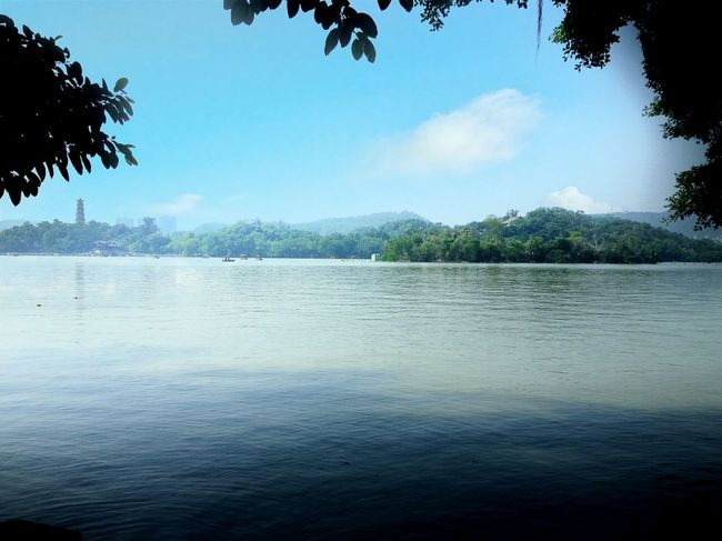 惠州西湖, Beautiful Day