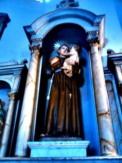 Saint Antoine Saints
