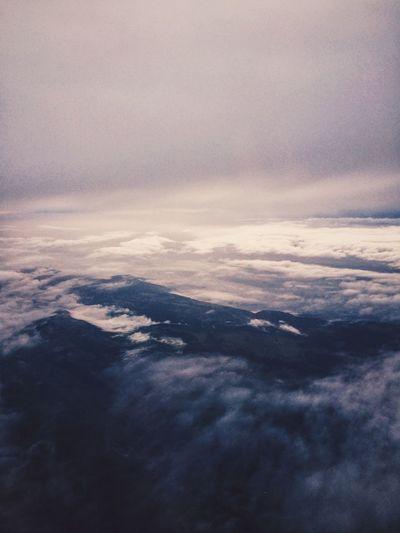 Flying again in
