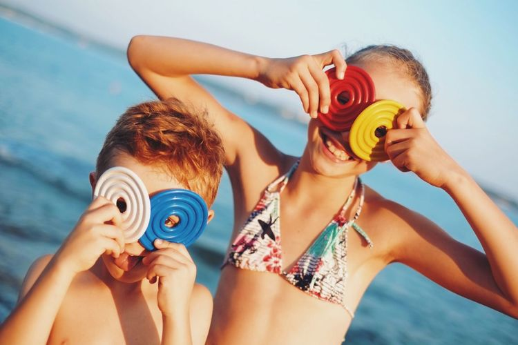 The OO game The OO Mission Leisure Activity Holiday Kids Circle Beach Game Warm Summer On The Way Vacation Sunshine Sun Fun Showcase July