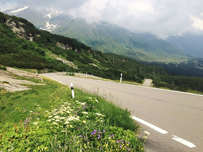 Alps Alpen Road Roadtrip Summertime The Great Outdoors With Adobe