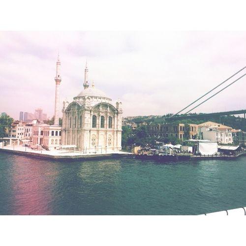 💞 Relaxing Taking Photos Mosque Ortaköy Bosphorus Bogazturu