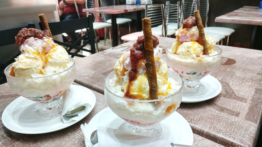 Halo Halo 😍😌😊 Sweet Food Dessert Special Summer Kuwait 2017 Ready-to-eat Foodfortheday 😚