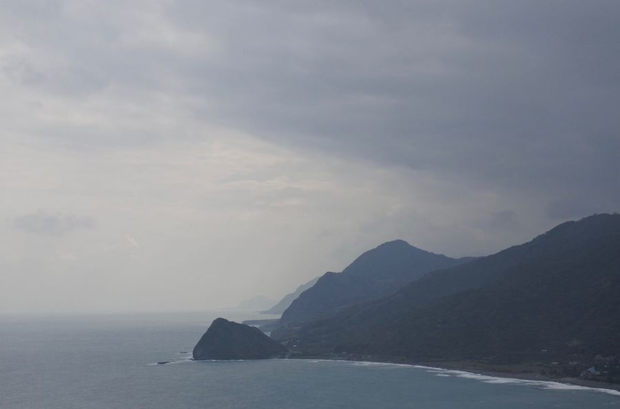 Taroko National Park Beauty In Nature Day Horizon Over Water Nature No People Outdoors Scenery Scenics Sea Sky Tranquil Scene Tranquility Water