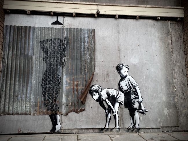 Dismaland® Banksy