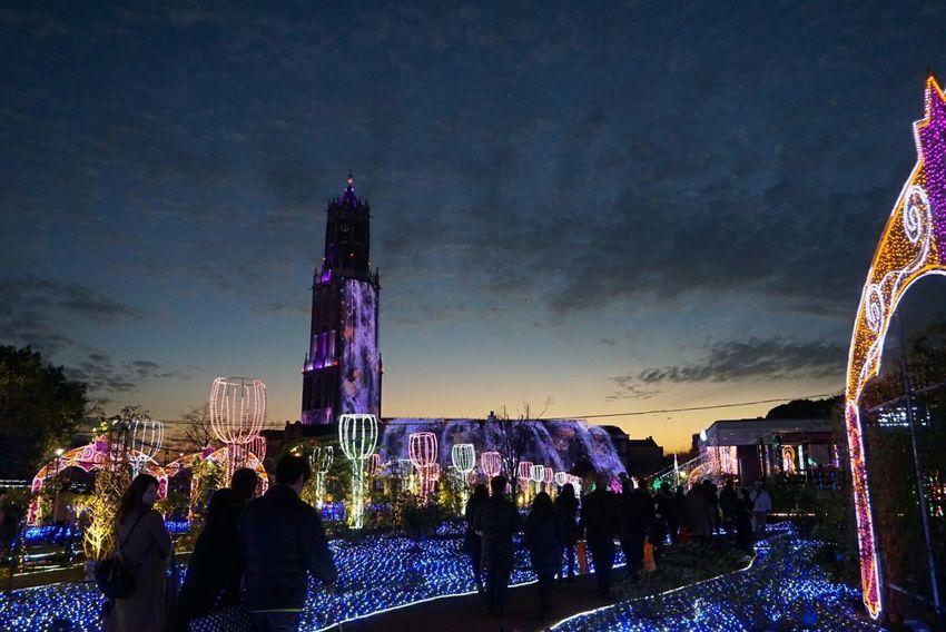 ハウステンボス 光の王国 うーん…なかんじ😅 佐世保 Nagasaki Japan